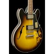 Gibson Custom CS 336 Figured Vintage Sunburst NH