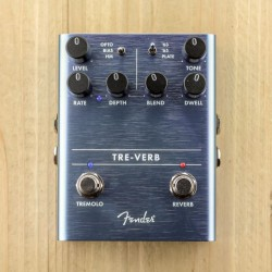 Fender Tre-Verb Tremolo Reverb