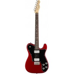 Fender American Pro Telecaster Deluxe Shawbucker RW Candy Apple Red