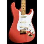 Fender Limited Edition Classic Series 50s Stratocaster MN Fiesta Red
