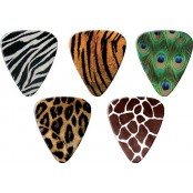 Grover Allman 5pack animal art picks