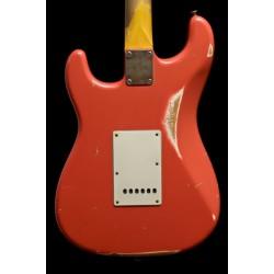 Bill Nash S63 fiesta red lollar