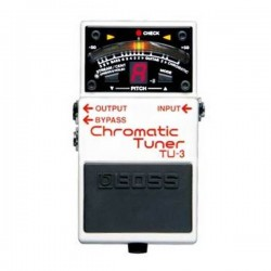 Boss TU3 Guitar Tuner