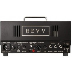 REVV Amplification, G20 all tube Two notes Torpedo-Embedded amplifier