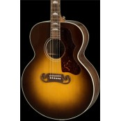 Gibson J-200 Studio (Burst) Walnut Burst