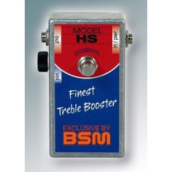Bsm Treble Booster HS Custom