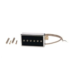 Gibson P-94R humbucker sized single coil black w