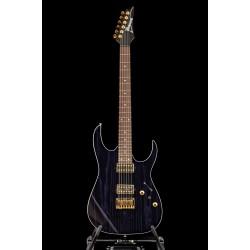 Ibanez RG421HPAH Blue Wave Black