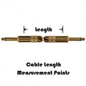 Spectraflex GCV21 instr kabel vintage 21ft r/r