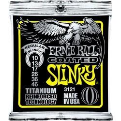 Ernie Ball Coated Regular Slinky 10-46
