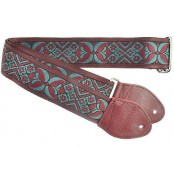 Souldier Guitarstrap Madrid Burgundy