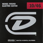 Dunlop Electric Nickel Performance 10/46