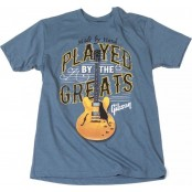 Gibson Played By The Greats T (Indigo), XL