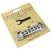 Tonepros Chrome Wraparound set Gibson