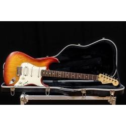 Fender American Series Stratocaster HSS RW Ash Body Sienna Sunburst (MINT, 2007)