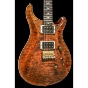 PRS Custom 24 10-top Orange Tiger