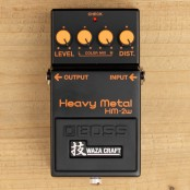 Boss Heavy Metal Waza Craft
