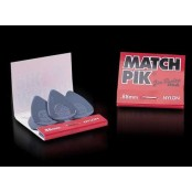 Dunlop Match Picks Nylon 6pack 0.88mm