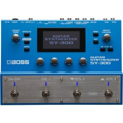 Boss SY300 Gitaar Synth (use with normal pickups)