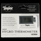 Taylor hygro-thermometer big digit
