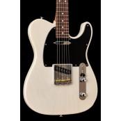 Suhr Classic T Paulownia EU LTD, Trans White RW fingerboard preorder