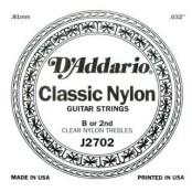 D'Addario losse snaar nylon A