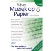 Hugo pinksterboer Tipboek Muziek op Papier