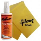 Gibson Pump Polish + Polish Cloth Combo