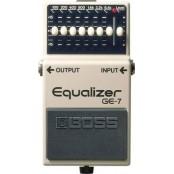 Boss GE7 7 Bands Equalizer