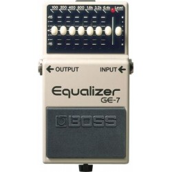 Boss GE7 7 Bands Equalizer