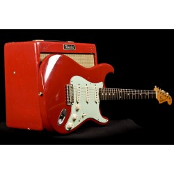Fender Custom Shop 1959 Strat Relic and Pro Junior Relic Guitar/Amplifier Set (USED, mint)