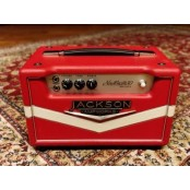 Jackson Ampworks NewCastle 30 Head Scarlet red B-stock