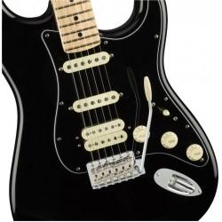 Fender American performer Strat HSS black