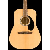 Fender FA-125 Dreadnought Akoestische Gitaar w/bag Walnut Fingerboard Natural