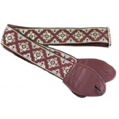 Souldier Guitarstrap Regal Maroon