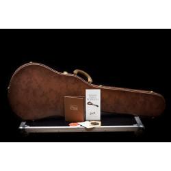 Gibson Custom 59 Les Paul Standard Dark Bourbon Fade VOS NH
