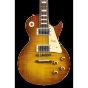 Gibson Custom 1958 Les Paul Standard Reissue VOS Iced Tea Burst