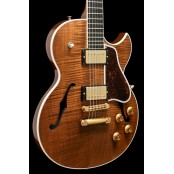 Gibson Custom Pat Martino Custom Flame Caramel (USED)