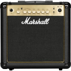 Marshall Combo 15w met reverb