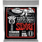 Ernie Ball Titanium Snaren 10-46