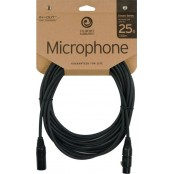Planet Waves CMIC25 microfoon kabel