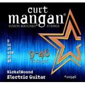 Curt Mangan snaren elek 09-46