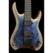 Mayones Hydra 7 Elite - Nebula Burst Satin