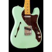 Fender American Original 60s Telecaster Thinline MN Surf Green