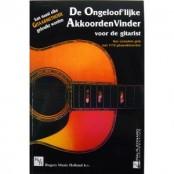 Hal Leonard/Haske de Ongelooflijke Akkoorden Vinder