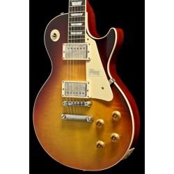 Gibson Custom 58 Les Paul Standard Dark Bourbon Fade VOS NH