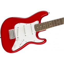Squier Mini Strat V2 Torino Red
