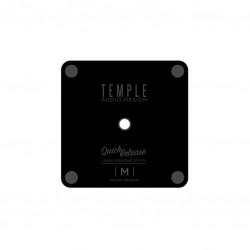 Temple quick release medium plate