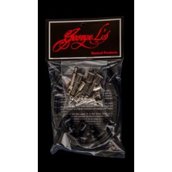 George L's 10 prepackaged (3mtr kabel plus 10 plug/jackets)