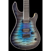 Mayones Regius 7 Galaxy Eye Blue 4A QM